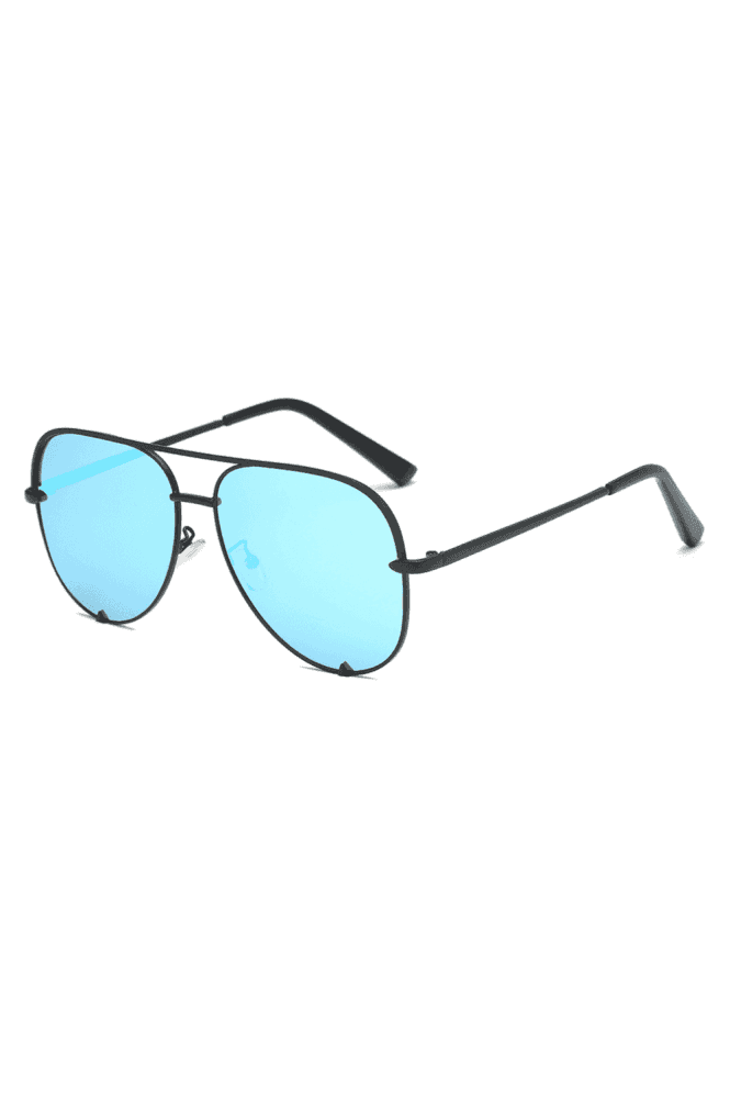Don't Be Shady Rachael Aviator Sunglasses