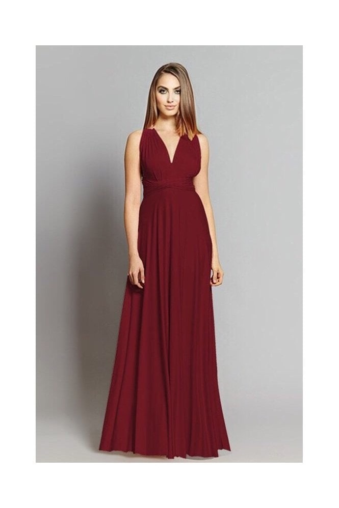 In One Clothing Multiway Maxi Dress
