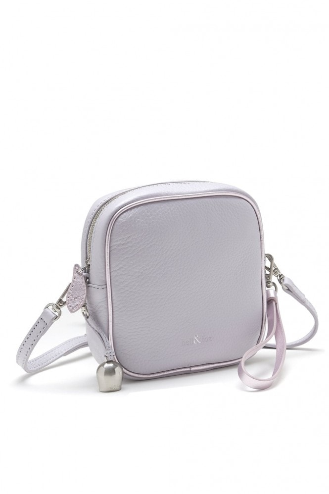 bell&fox MARLO MINI SQUARE CROSSBODY / WRISTLET