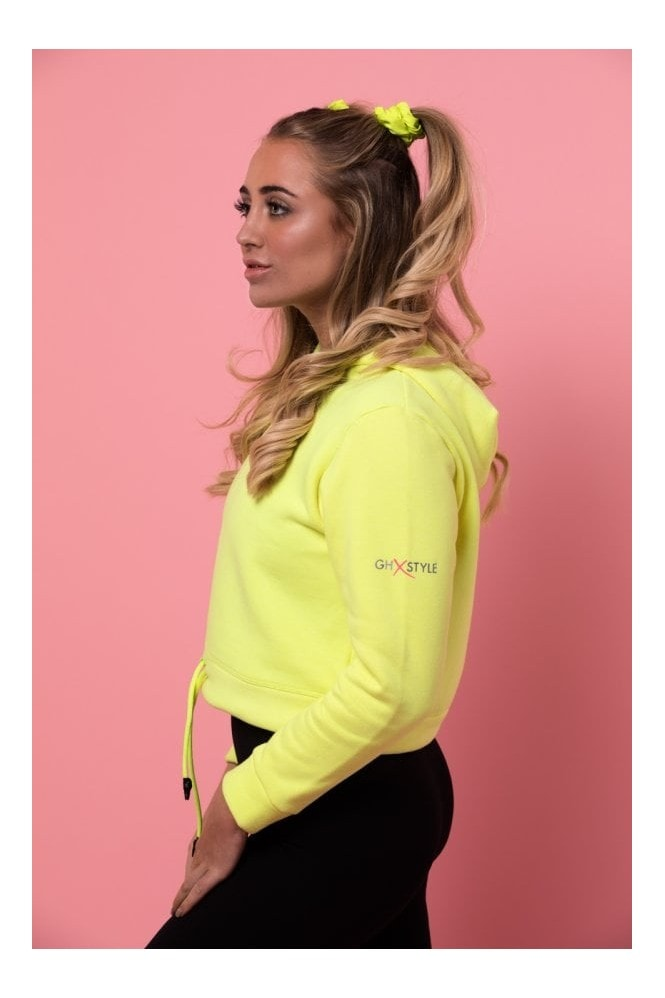 GHX Style The Glow Hooded Jumper