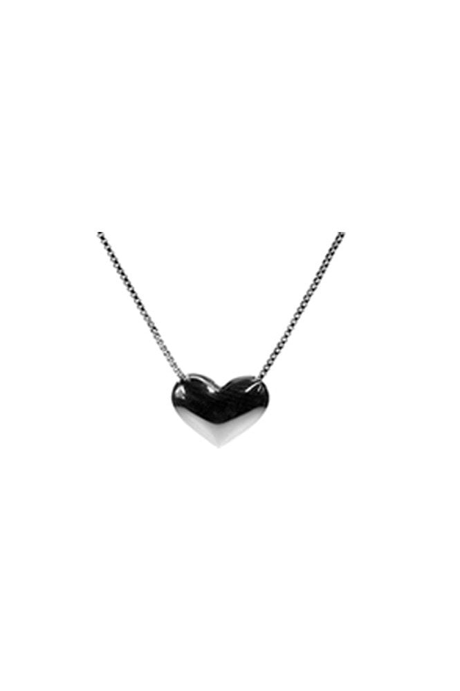 Lisa Edwards Jewellery Romantic heart necklace