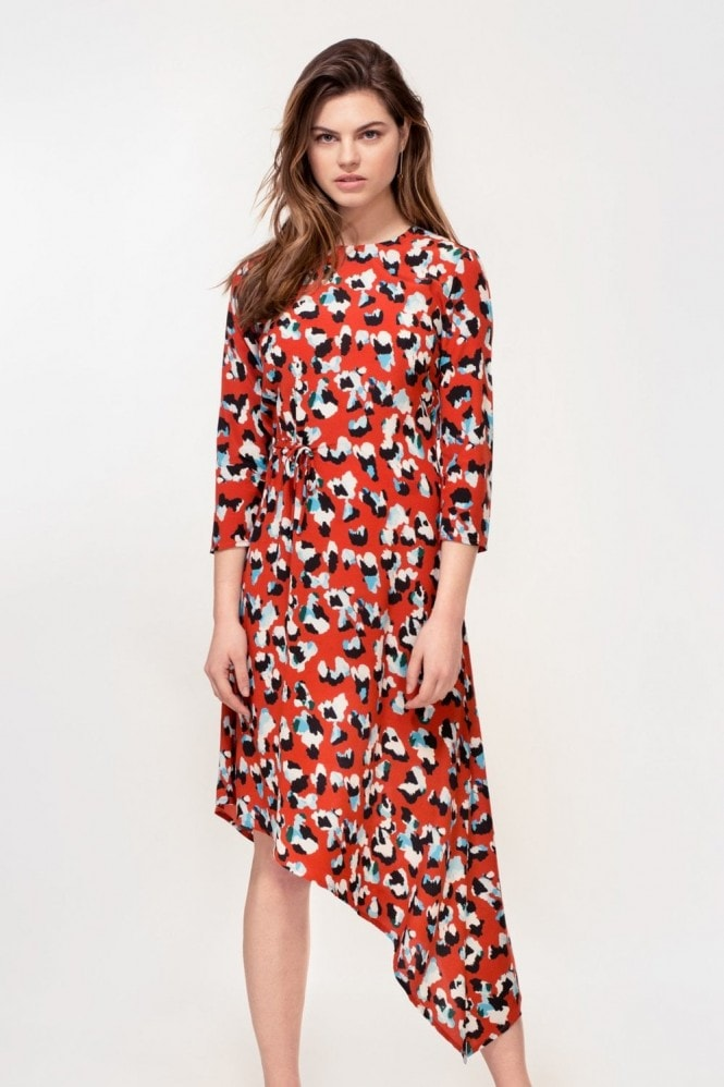 Hide The Label Azalea - RED ANIMAL PRINT