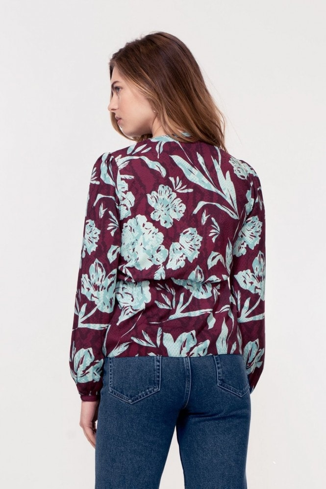 Hide The Label Nyssa PURPLE SNAKE PRINT