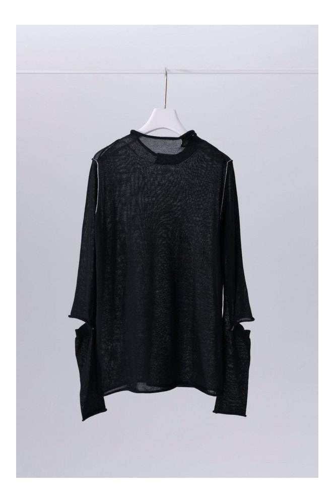 LUXMIX Long sleeve Knitted top