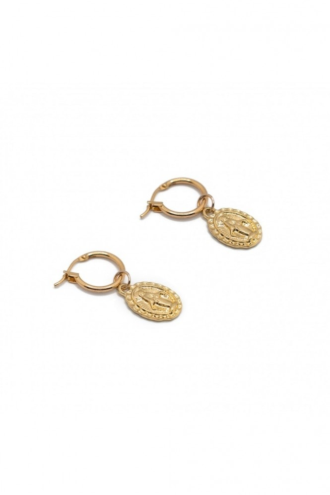 J Florence London Mary earrings