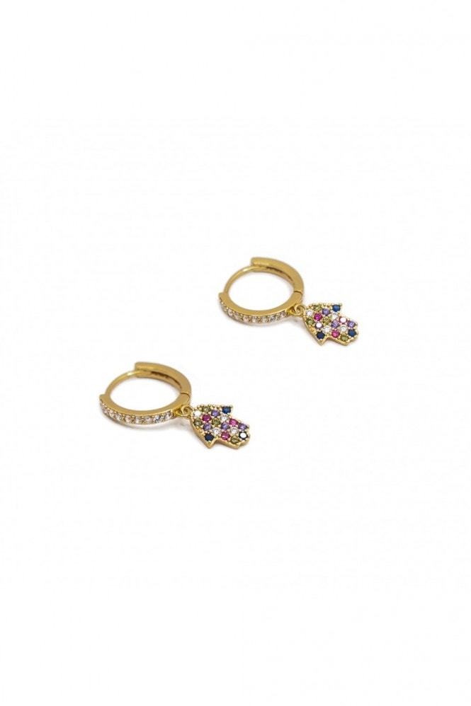 J Florence London Magic earrings