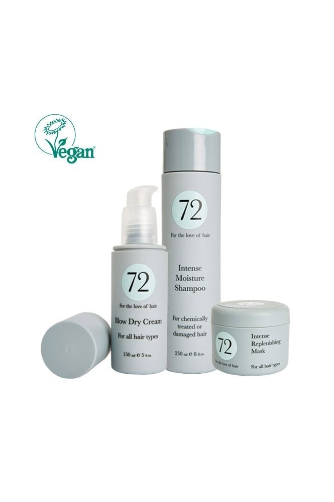 72 Hair SMOOTH COLLECTION (VIRGIN)