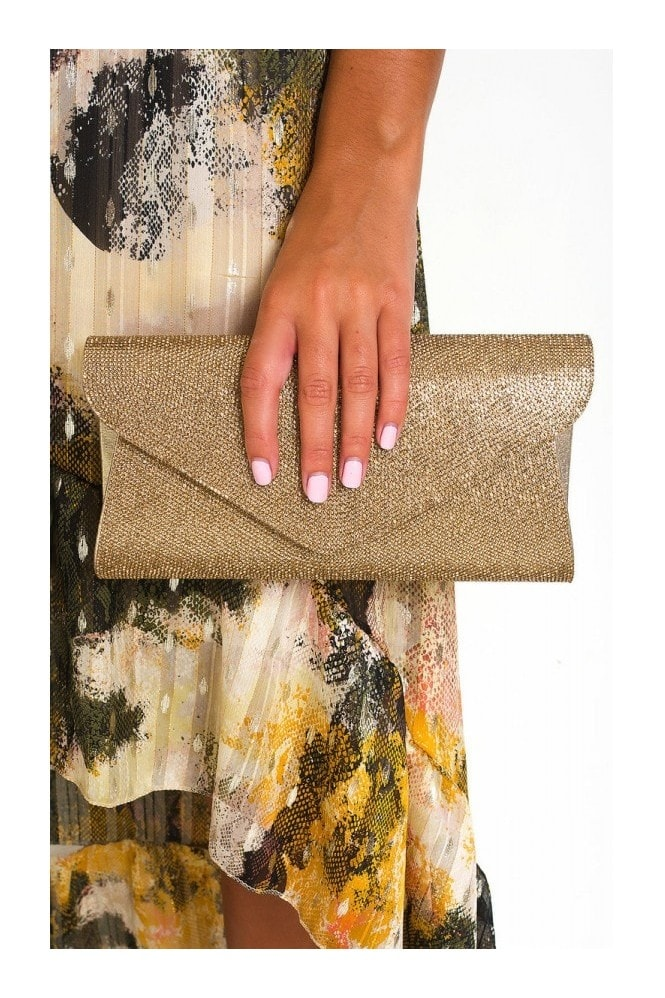 IKRUSH Cece Diamante Clutch Bag