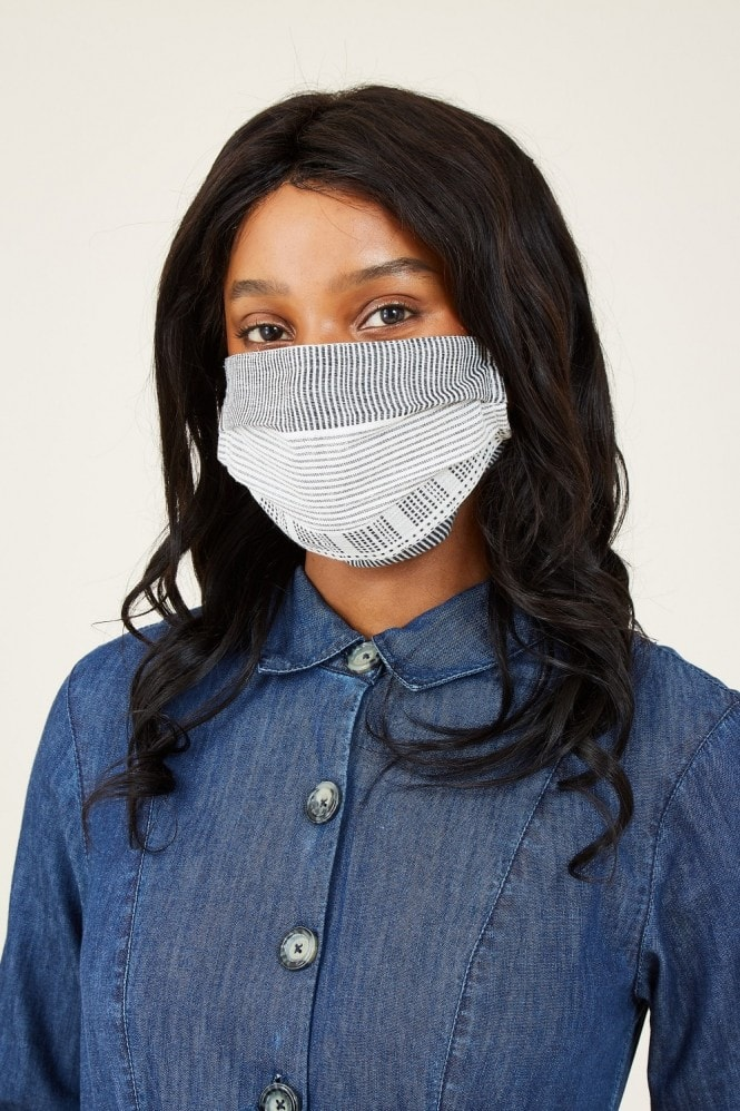 YUMI Sustainable 3 Pack Cotton Masks
