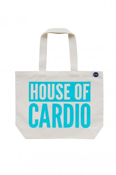House of Cardio Gym Bag