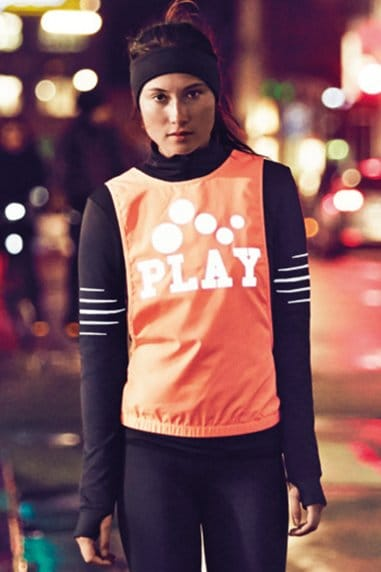 Only Play Anya Brushed LS Training Tee