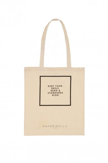 Paper Dolls Tote Bag