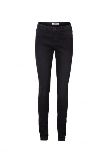 Noisy May Black Jeggings