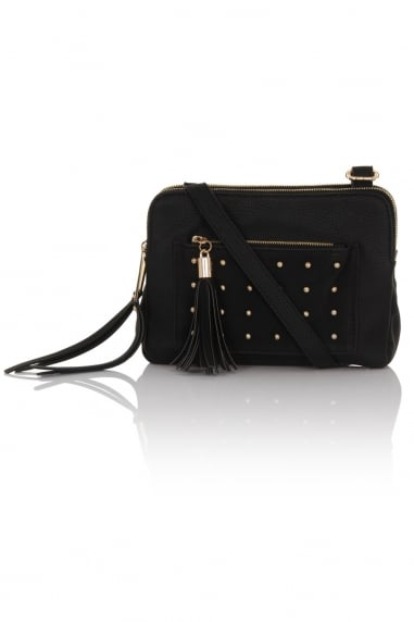 Tassel & Stud Pocket Small X-body