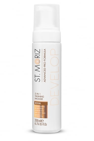St. Moriz Advanced Pro Formula Medium 5in1 Tanning Mousse