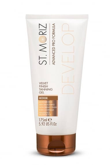 St. Moriz Advanced Pro Formula Velvet Touch Medium Tanning Gel
