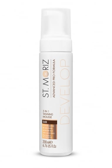 St. Moriz Advanced Pro Formula Dark 5in1 Tanning Mousse