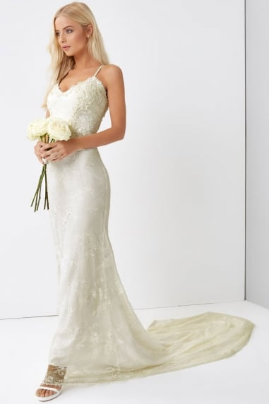 Cami Lace Wedding Dress