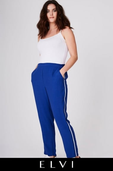Colbalt Trousers