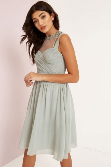 Waterlily Trim Prom