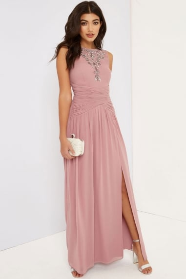 Blush Jewel Maxi