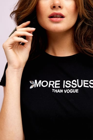 More Issues Tshirt