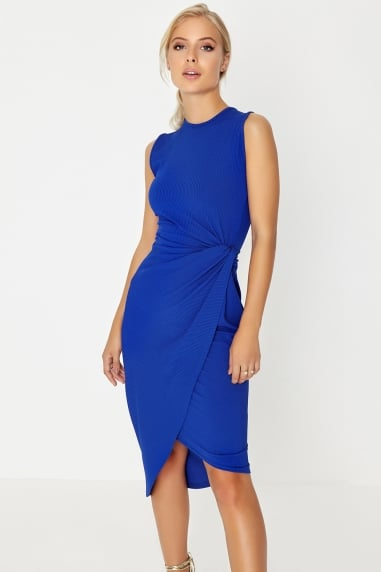 Cobalt Bodycon Dress
