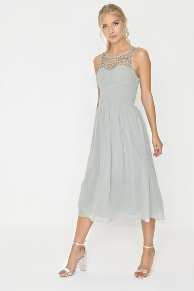 Waterlily Prom Dress