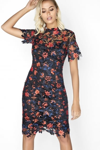 Blossom Lace Dress