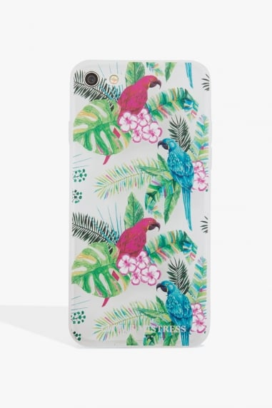 Parrot Print Case Iphone 7