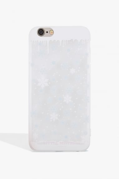 Snowflake Case Iphone 7
