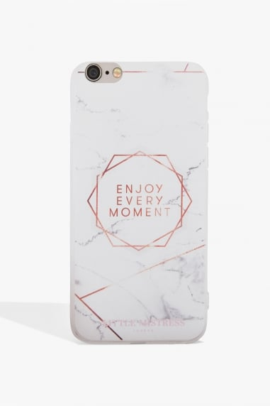 'Enjoy Every Moment' Case Iphone 6
