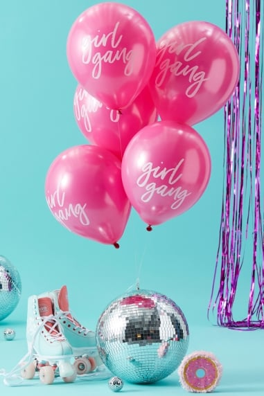 'Girl Gang' Balloons