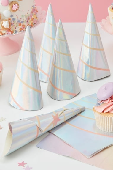 Iridescent Unicorn Napkins