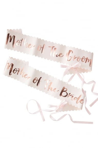 Mother Of The Bride / Groom Sash