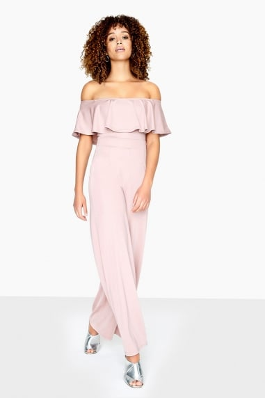 Avril Wide Leg Jumpsuit