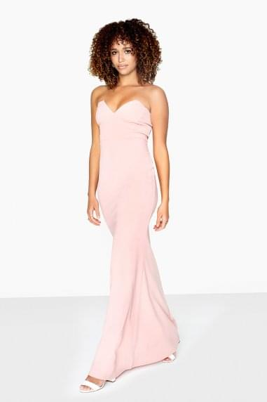 Taylor Bandeau Maxi Dress