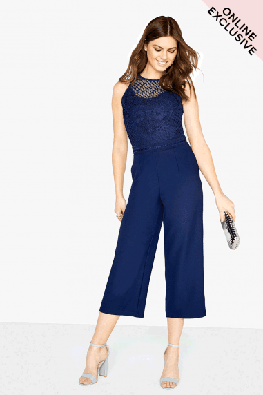 Crochet Jumpsuit