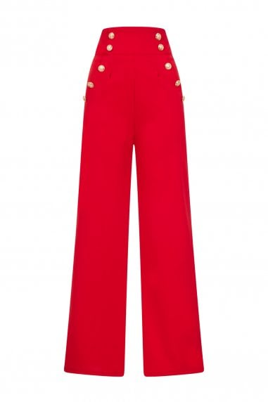 Scorpio Button Trouser
