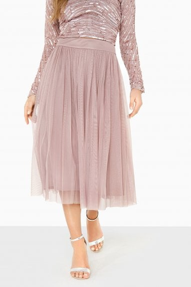 Emma Tulle Skirt Co-Ord