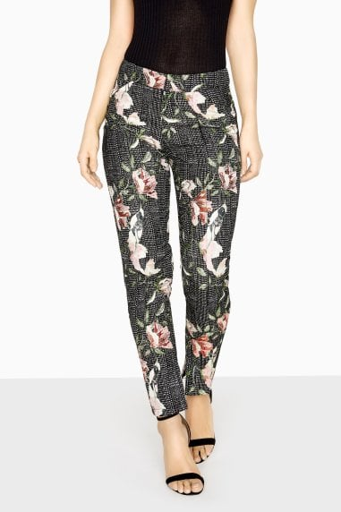 Villiers Jacquard Trouser Co-Ord