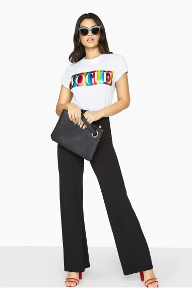 Dido High Waist Trouser