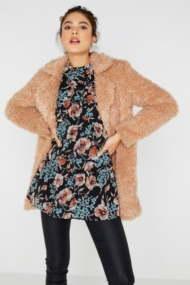 Cormac Teddy Coat