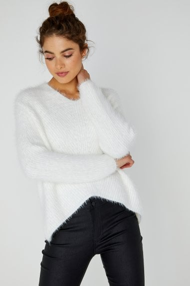 Seer Textured Jumper