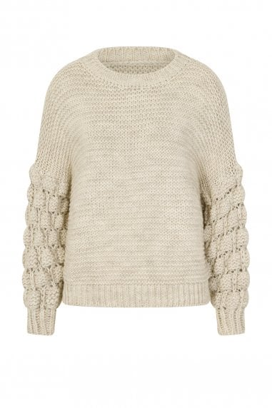 Everett Sand Bobble Jumper