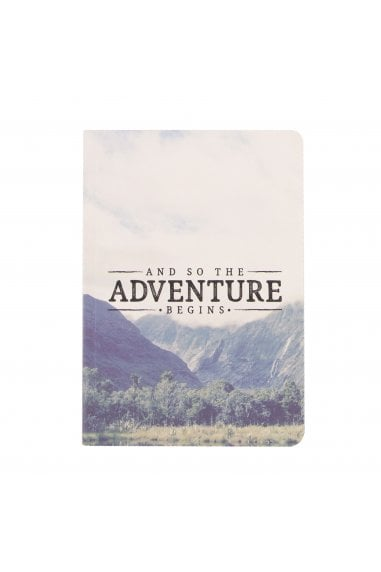 Wanderlust A5 Notebook