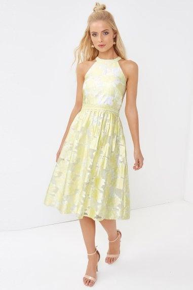 Lemon Midi Dress 0db045600