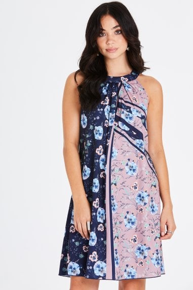 Arlie Ditsy Floral Mini Shift Dress