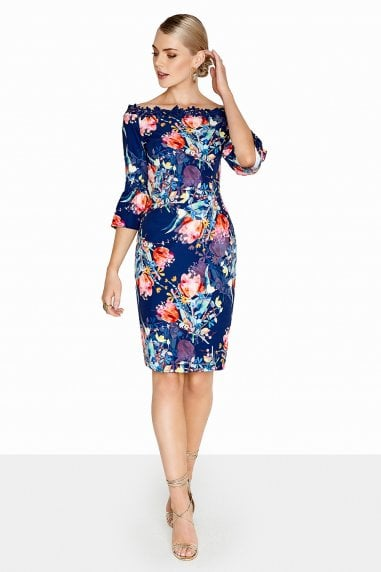 Tulip Bardot Dress