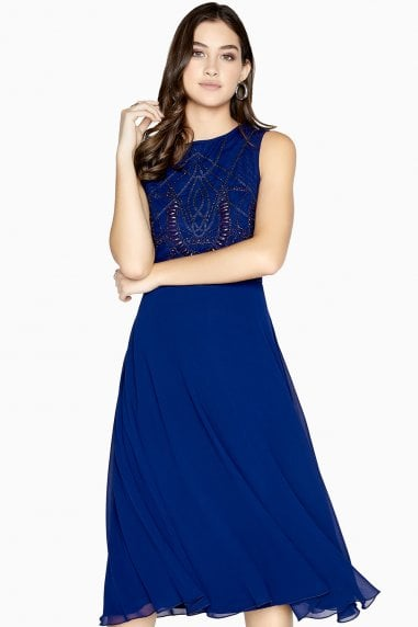 Zara Beadwork Prom Dress